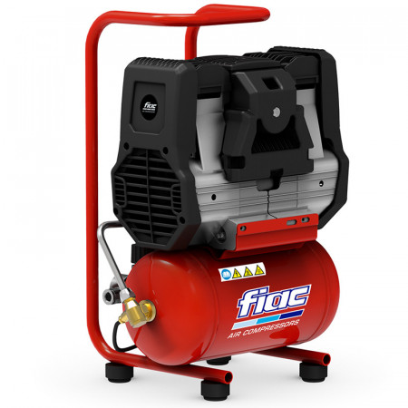 Compresor de aer fara ulei insonorizat Fiac COMPACTSILENT-XS88