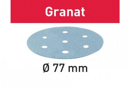Foaie abraziva STF D77/6 P320 GR/50 Granat