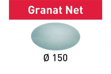 Material abraziv reticular STF D150 P320 GR NET/50 Granat Net