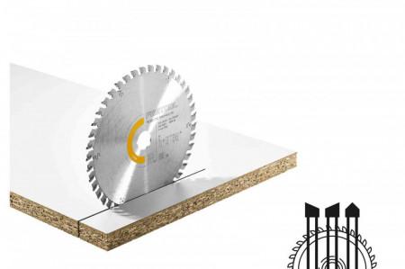 Panza de ferastrau circular cu dinti fini Wood Fine Cut HW 160x1,8x20 WD42
