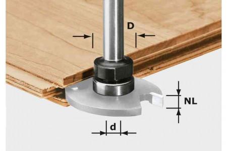 Arbore port-cutit S8 1,5-5 KL16