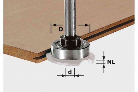 Arbore port-cutit S8 1,5-5 KL28