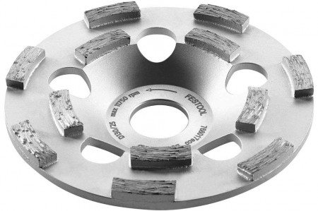 Disc de diamant DIA HARD-D130-ST