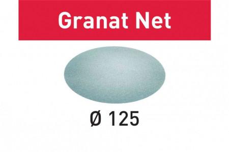 Material abraziv reticular STF D125 P80 GR NET/50 Granat Net
