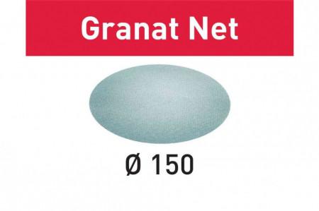 Material abraziv reticular STF D150 P100 GR NET/50 Granat Net