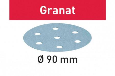 Foaie abraziva STF D90/6 P1500 GR/50 Granat