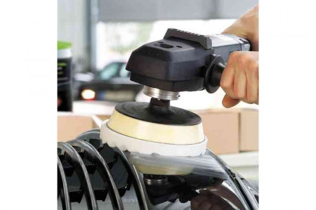 Masina rotativa de lustruit POLLUX 180 E
