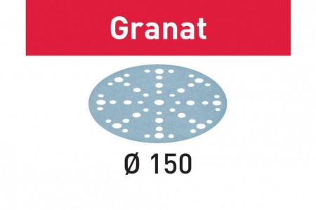 Foaie abraziva STF D150/48 P180 GR/10 Granat