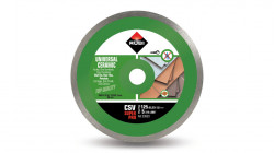 Disc diamantat pt. placi ceramice 125mm, CSV 125 SuperPro - RUBI-30883
