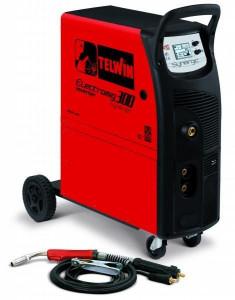 ELECTROMIG 300 SYNERGIC - Aparat de sudura TELWIN tip MIG-MAG/TIG/MMA