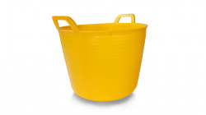 Galeata FLEXTUB din plastic galbena Nr.3 (40 L) - RUBI-88720