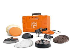 Maşina de lustruit ambarcaţiuni Fein WPO 14-15 E SET