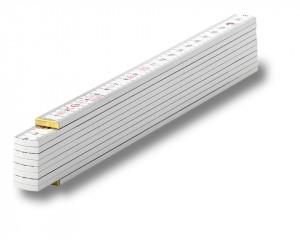 Metru pliant din lemn HW 2/10, 2m - Sola-53020601