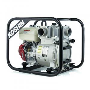 Motopompa apa murdara centrifugala autoamorsanta KOSHIN KTH-80S