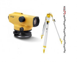 Set Nivela optica AT-B2 + mira TS-50 + trepied SJJ1 - Topcon