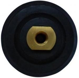 Suport flexibil pt. dischete / paduri diamantate cu velcro 100m - prindere M14 - DXDH.23007.100.U