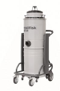 Aspirator Industrial UMED/USCAT cu Kit de aspiratie inclus S3 B L 100 , 3000W, 100 litri - Nilfisk-4010500039+Z724151
