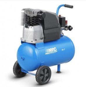 Compresor de aer Debit 310 l/min, Rezervor 90l Abac Estoril L30P