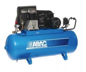 Compresor de aer Debit 827 l/min, Rezervor 270l Abac PRO B6000 270 FT7,5