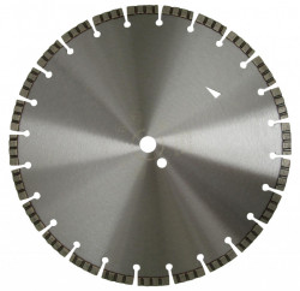 Disc DiamantatExpert pt. Beton armat - Turbo Laser 350x22.2 (mm) Profesional Standard - DXDH.2017.350.22