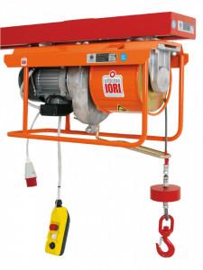 Electropalan Profesional 800 kg, 40 metri cablu - IORI-DT800D-40m Motor Trifazic