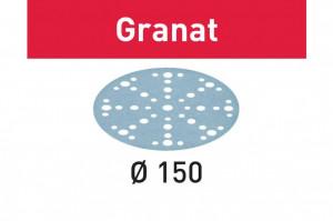 Foaie abraziva STF D150/48 P80 GR/50 Granat