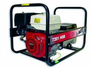 Generator de curent monofazat 6.0kW, AGT 7201 HSB
