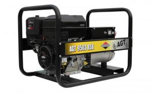 Generator de curent trifazat 6.8kW, AGT 9503 BSB SE