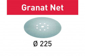 Material abraziv reticular STF D225 P240 GR NET/25 Granat Net