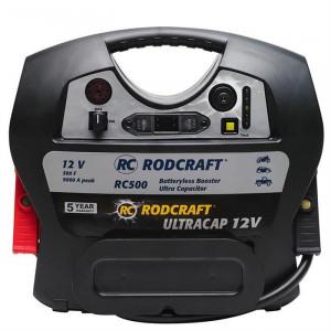 Robot de pornire 12V, 500 farazi - Rodcraft-RC500