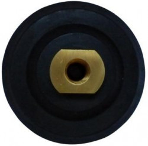 Suport flexibil pt. dischete / paduri diamantate cu velcro 125m - prindere M14 - DXDH.23007.125.U