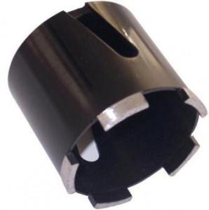 Carota diamantata pt. caramida, beton & zidarie -4 segmenti diam. 68mm - Profesional Standard - DXDH.80007.68.4