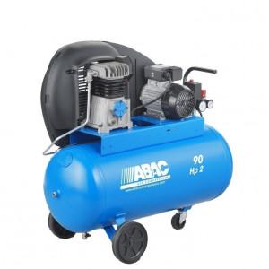 Compresor de aer Debit 255 l/min, Rezervor 90l Abac A29 90 CM2