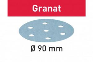 Foaie abraziva STF D90/6 P500 GR/100 Granat