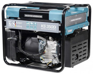 Generator de curent 3.5 kW inverter - benzina - Konner & Sohnen - KS-3500i