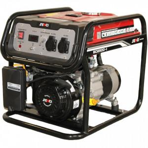 Generator de curent monofazat 2.2kW, Senci SC-2500 Top - AVR inclus, motor benzina