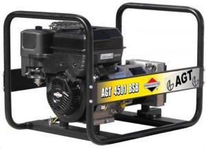 Generator de curent monofazat 4.2kW, AGT 4501 BSB SE