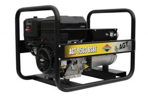 Generator de curent trifazat 6.8kW, AGT 9503 BSBE SE