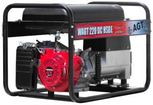 Generator de sudura trifazat 5.2kW, WAGT 220 DC HSBE