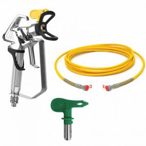 WAGNER Kit zugraveli pentru Plast Coat HP30