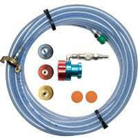 Bisonte Kit tencuieli decorative (necesar compresor de min. 330 l/min) pentru PCS - HP15 Pompa cu Snec pentru Gleturi si Decorative