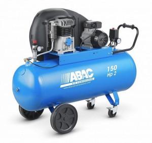 Compresor de aer Debit 255 l/min, Rezervor 150l Abac A29 150 CM2