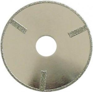 Disc DiamantatExpert pt. Marmura, Fibra optica & Plastic 125x22.2 (mm) Premium - DXDH.2117.125-G