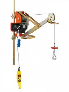 Electropalan Profesional 200 kg, 18 metri cablu - IORI-DM200CONDOR