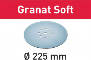Foaie abraziva STF D225 P100 GR S/25 Granat Soft