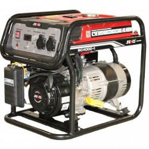 Generator de curent 3.8kW Senci SC-4000 Top - AVR inclus, motor benzina