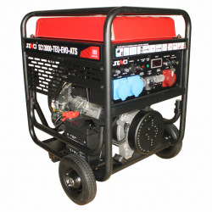 Generator de curent Monofazat Senci SC-13000 - EVO Putere max. 11kW