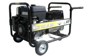 Generator de sudura monofazat 7.0kW, WAGT 200 AC BSB