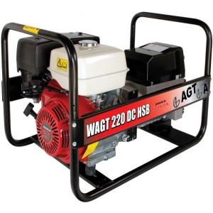 Generator de sudura trifazat 5.2kW, WAGT 220 DC HSB