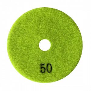 Paduri / dischete diamantate pt. slefuire uscata #50 Ø125mm - DXDY.DRYPAD.125.0050